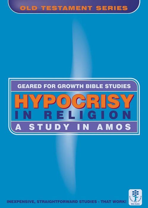 Hypocrisy In Religion (Paper Back)