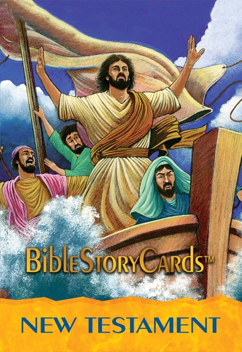 Bible Story Cards: New Testament Collector Series (Cards)