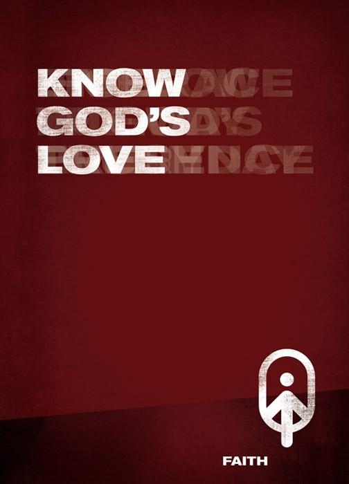 Know God's Love- Faith Book 1 (Paperback)