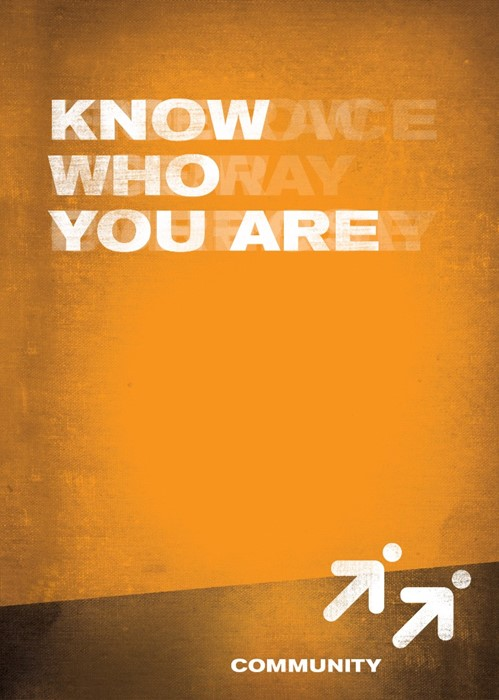 Know Who You Are- Community Book 4 (Paperback)