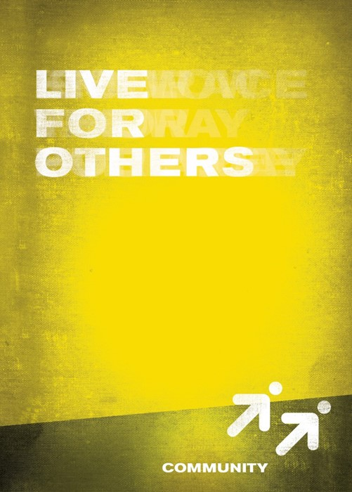 Live For Others- Community Book 6 (Paperback)