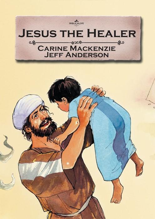 Jesus the Healer (Paperback)