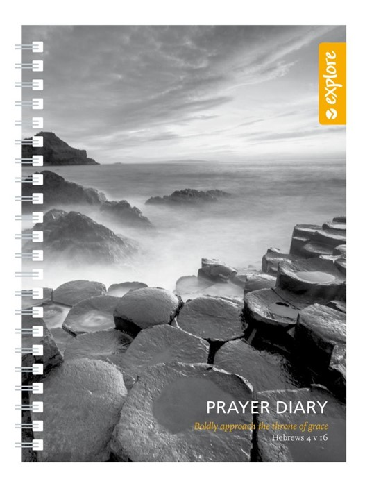Explore Prayer Diary (Paperback)