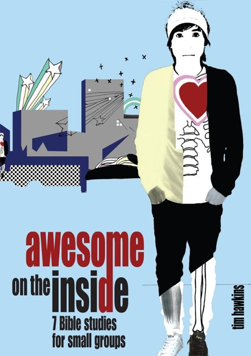 Awesome On The Inside: Bible Study (Paperback)
