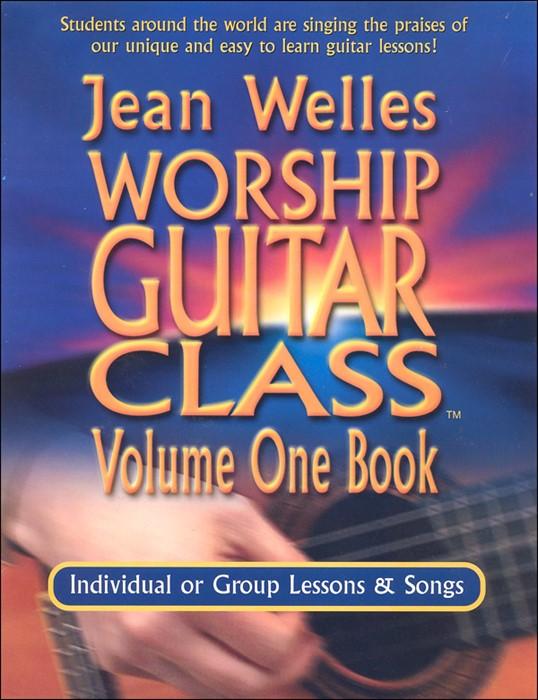 Worship Guitar Class Vol 1 Book (Paper Back)