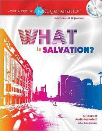 What Is Salvation? (Paperback/CD Rom)