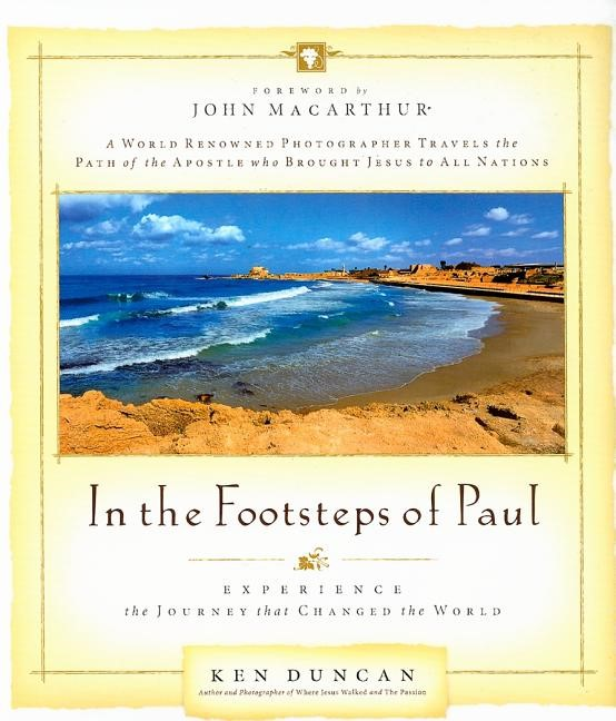 In The Footsteps Of Paul (Hard Cover)