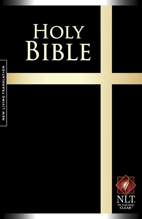 NLT Worldwide Edition: Black PB (Paperback)