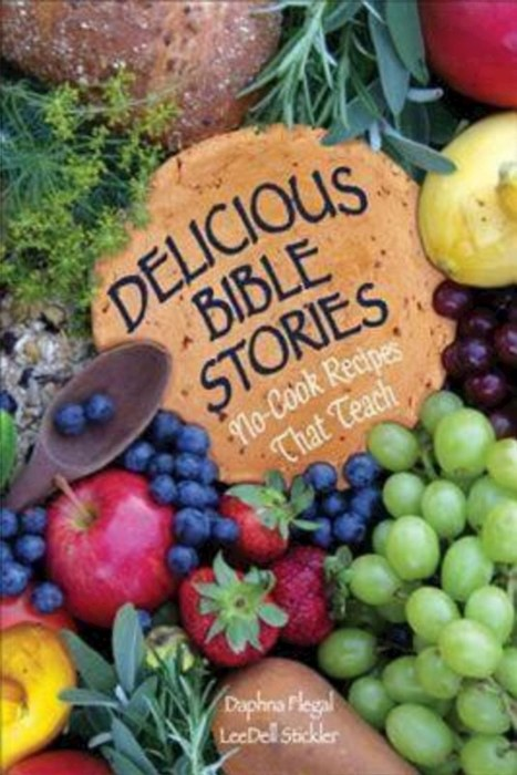 Delicious Bible Stories (Paperback)