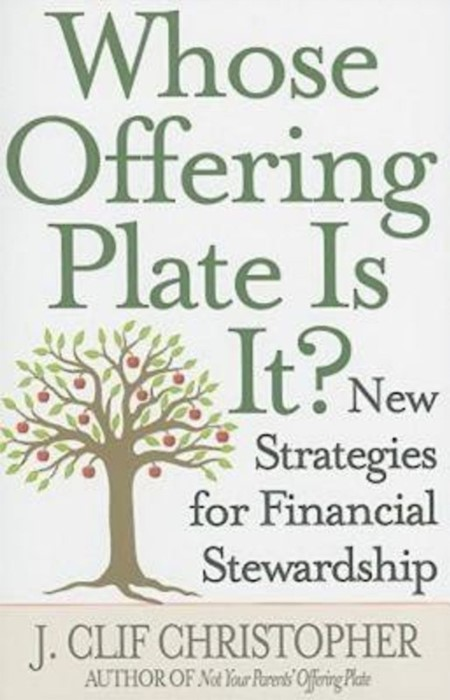 Whose Offering Plate Is It? (Paperback)