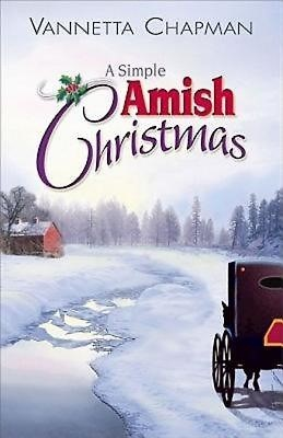Simple Amish Christmas, A (Paperback)