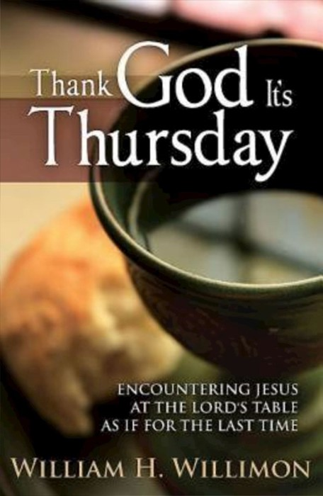 Thank God It's Thursday (Paperback)