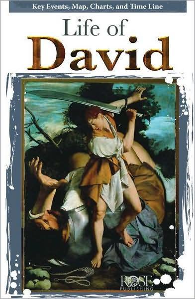 Life Of David (Pamphlet)