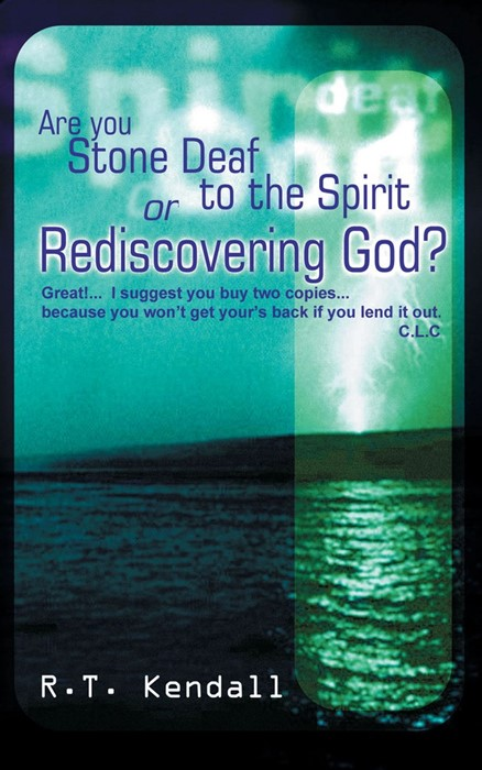 Are You Stone Deaf To The Spirit Or Rediscovering God (Paperback)