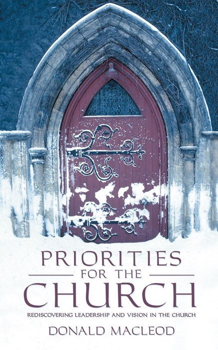 Priorities For The Church (Paper Back)