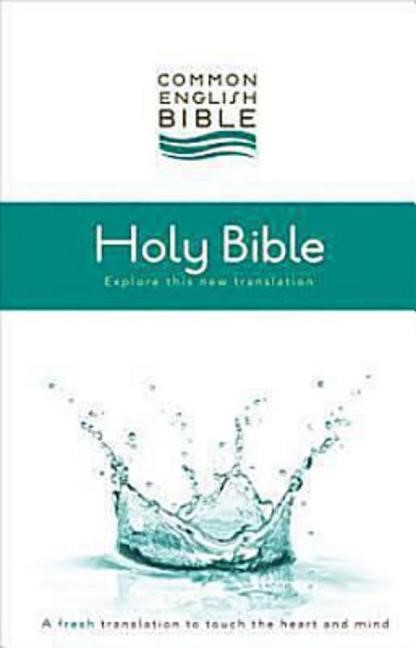 CEB Thinline Bible (Paperback)