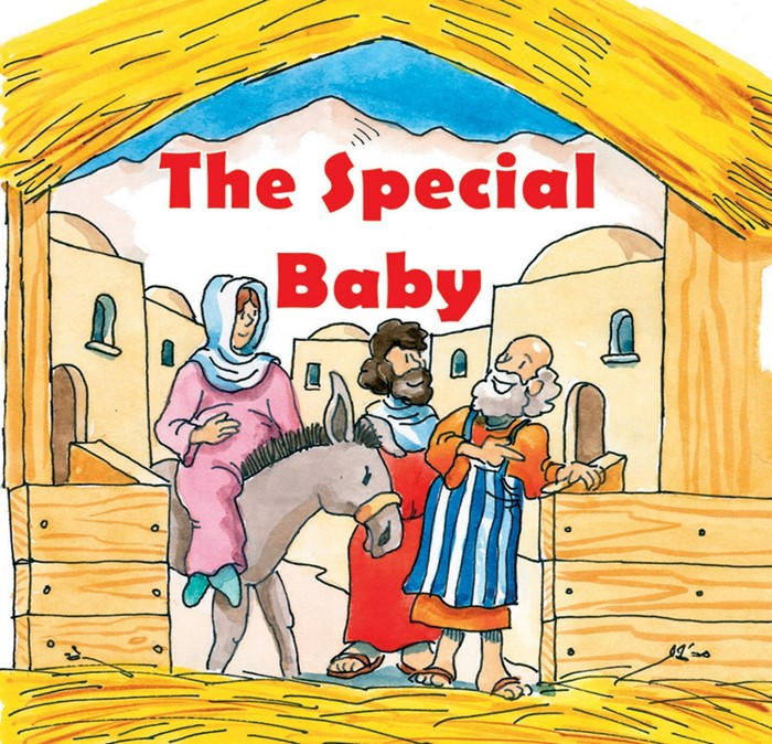 The Special Baby (Board Book)