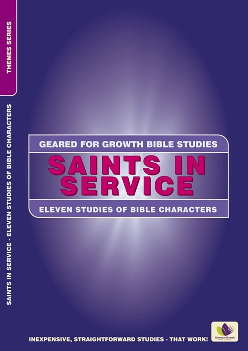Saints in Service (Paperback)