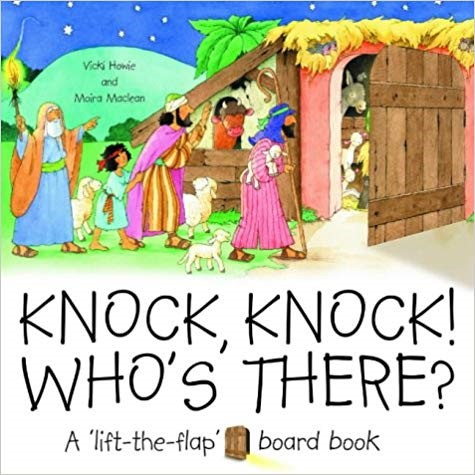 "Knock Knock"" Who's There?"
