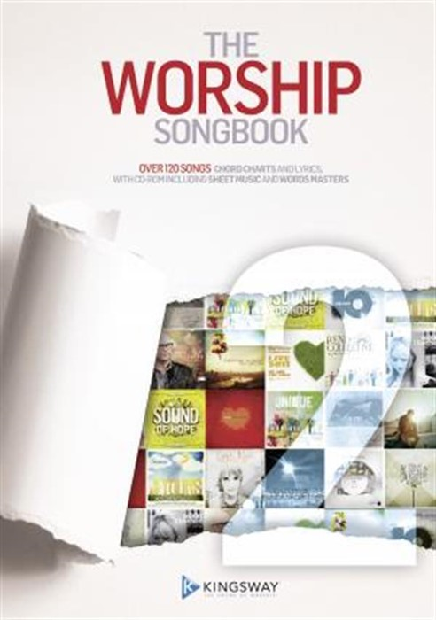 Worship Songbook 2 (Spiral w/ CD-Rom)