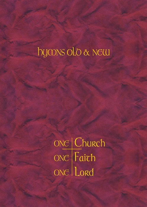 Hymns Old & New Melody (Hard Cover)