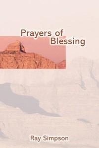 Prayers Of Blessing (Hard Cover)
