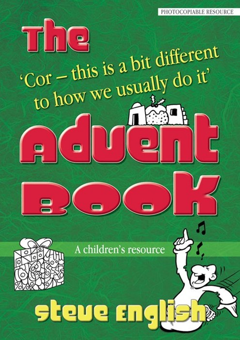 The Advent Book (Paperback)