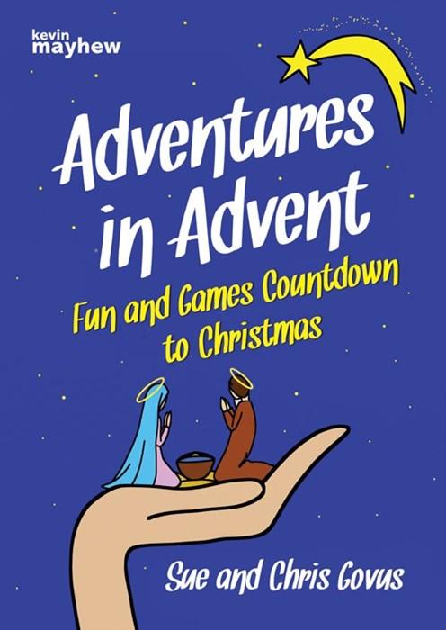 Adventures In Advent Activities (Paperback)