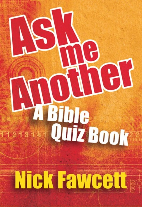 Ask Me Another - Bible Quiz Book (Paperback)