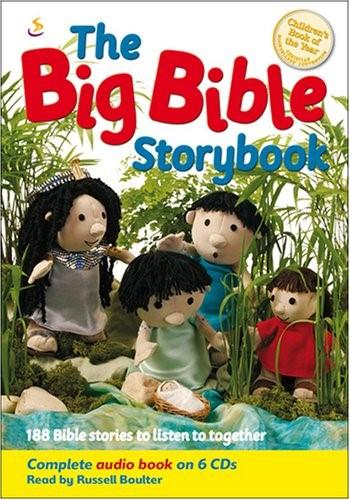 Big Bible Storybook Audio Book CD (CD-Audio)