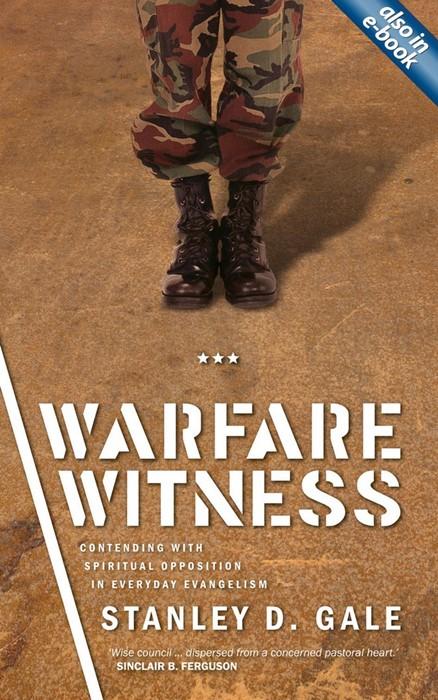 Warfare Witness (Paperback)