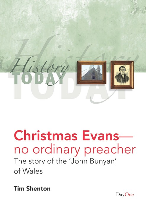 History Today: Christmas Evans (Paperback)