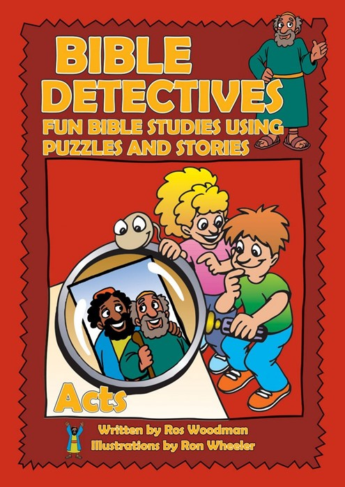 Bible Detectives Acts (Paperback)