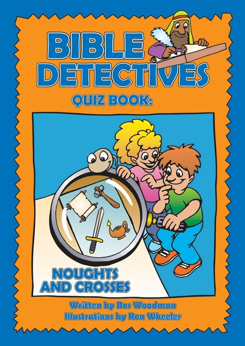 Bible Detectives Quiz Book