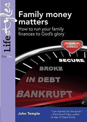 Family Money Matters (Paperback)