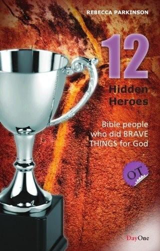 Twelve hidden heroes: Old Testament (Book 1) (Paperback)