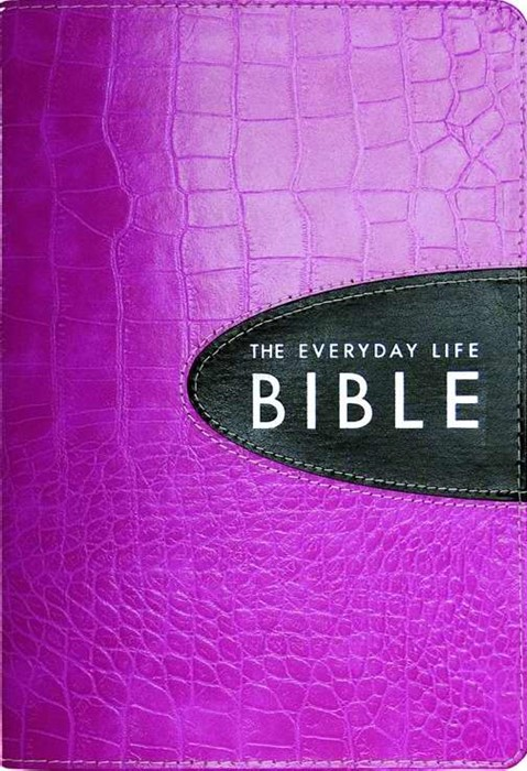 The Everyday Life Bible (Hard Cover)