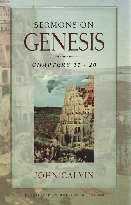Sermons On Genesis (Cloth-Bound)