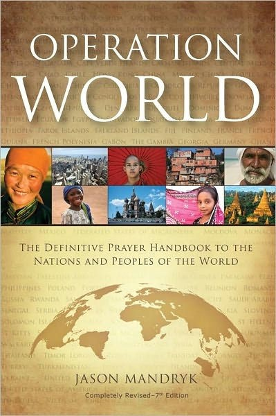 Operation World 7th Edition HB (Hard Cover)