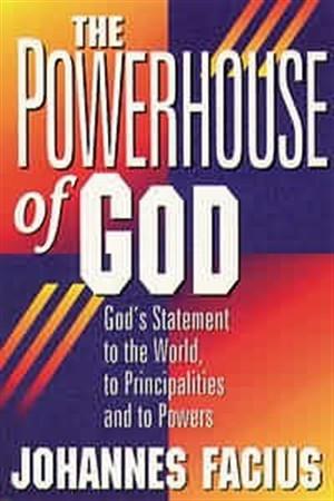 The Powerhouse of God (Paperback)