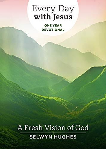 EDWJ Fresh Vision Of God (Paperback)