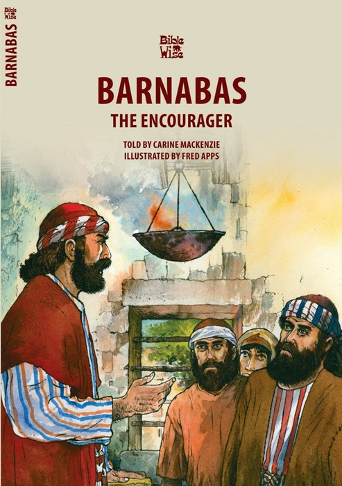 Barnabas (Paperback)