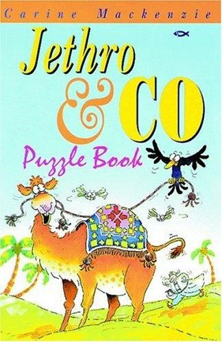 Jethro & Co: Puzzle Book (Paperback)