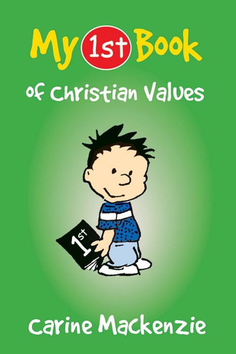 My First Book Of Christian Values (Paperback)