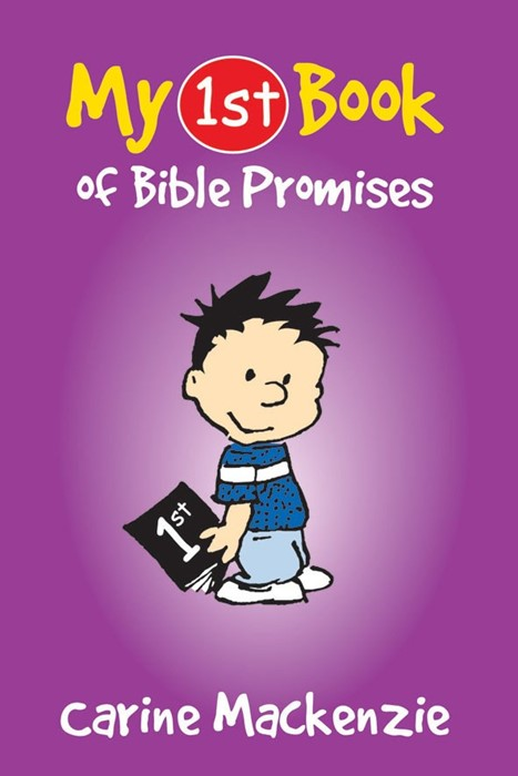 My First Book Of Bible Promises (Paperback)