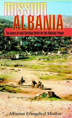 Mission Albania (Paperback)