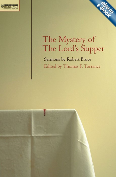 Mystery Of The Lord'S Supper (Paper Back)