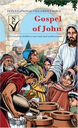 ICB Gospel of John (Pack Of 10) (Paperback)