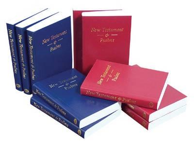 KJV Nonpareil New Testament & Psalms Vinyl Red (Vinyl)