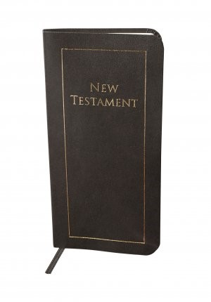 KJ Slimline Pocket New Testament
